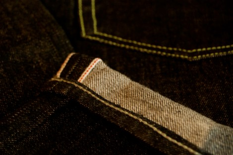 Red Line Selvedge Denim